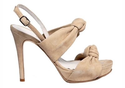 Sandalia Nudos
