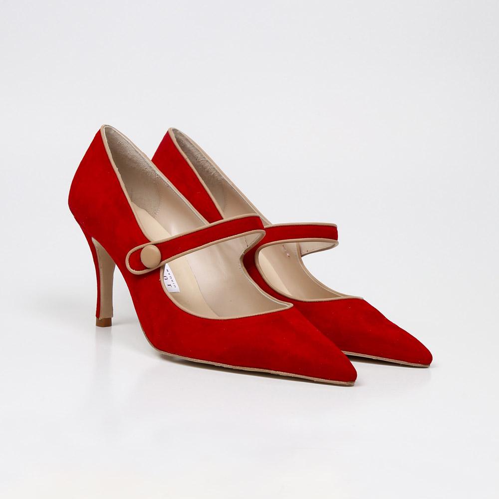 Colección 70 Aniversario - 1950's - Zapatos Franjul