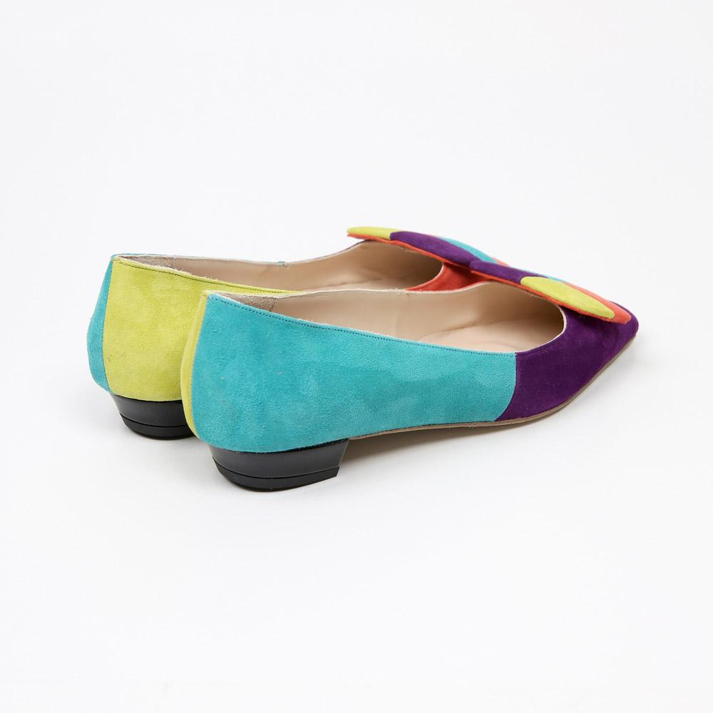 Colección 70 Aniversario - 1960's - Zapatos Franjul