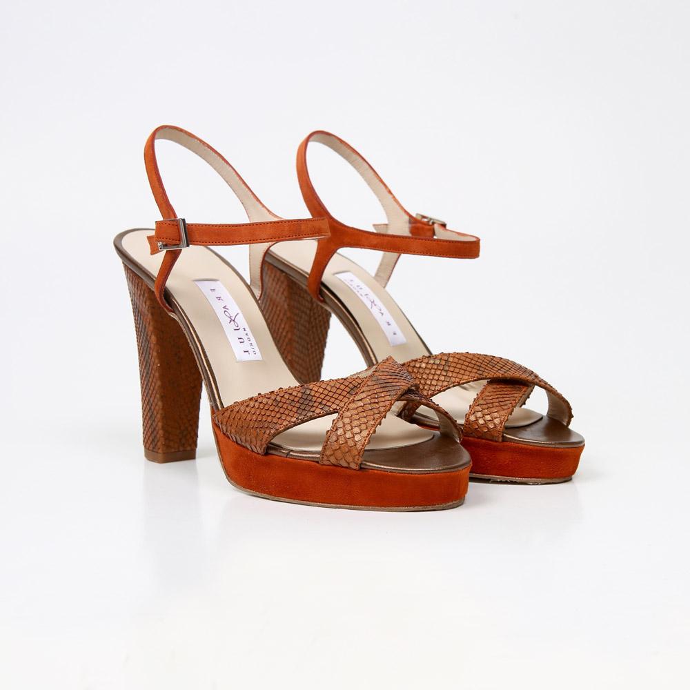 Colección 70 Aniversario - 1970's - Zapatos Franjul